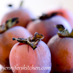 Gathering Wild Persimmons