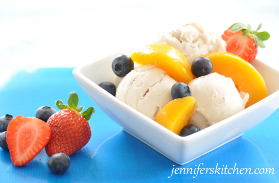 Healthy Ice Cream from New Measure Plan