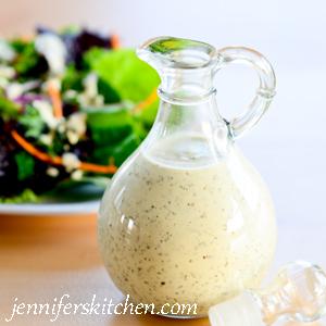 Creamy Italian Salad Dressing 2