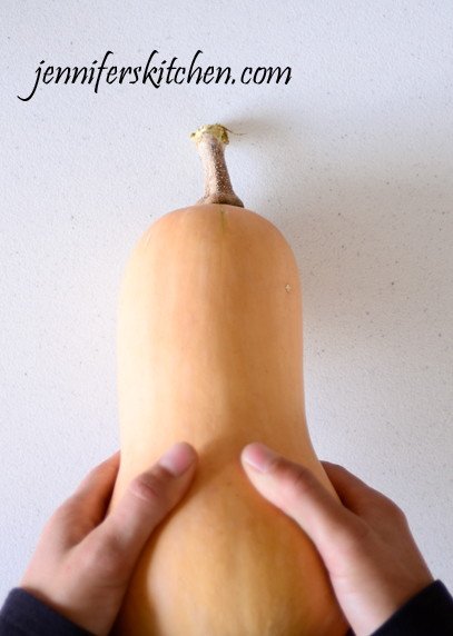 How to Cut a Squash