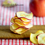 How Dry Apples