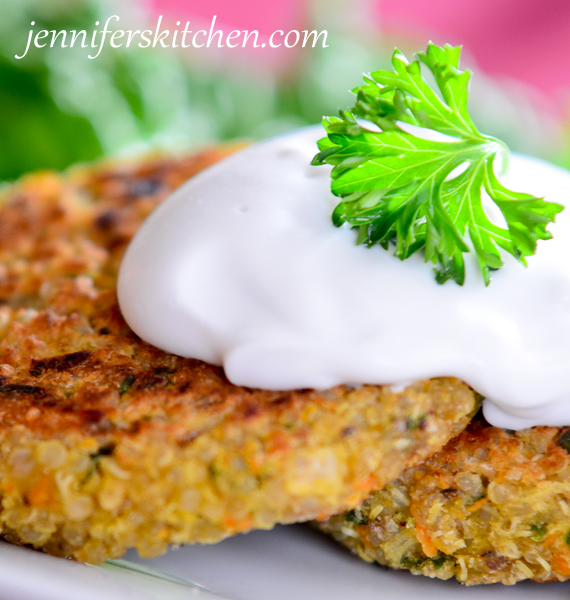 Quinoa Patties and How to Cook Quinoa