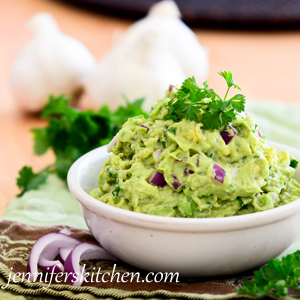 Recipe for simple guacamole