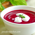 Vegan Beet Soup