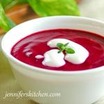 Vegan Beet Soup