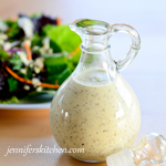 Low Fat Creamy Italian Dressing
