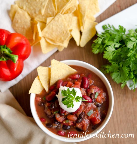 The best mild chili recipe