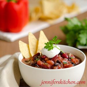 Mild Vegan Chili Recipe
