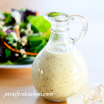 Healthy Salad Dressing (Vegan)