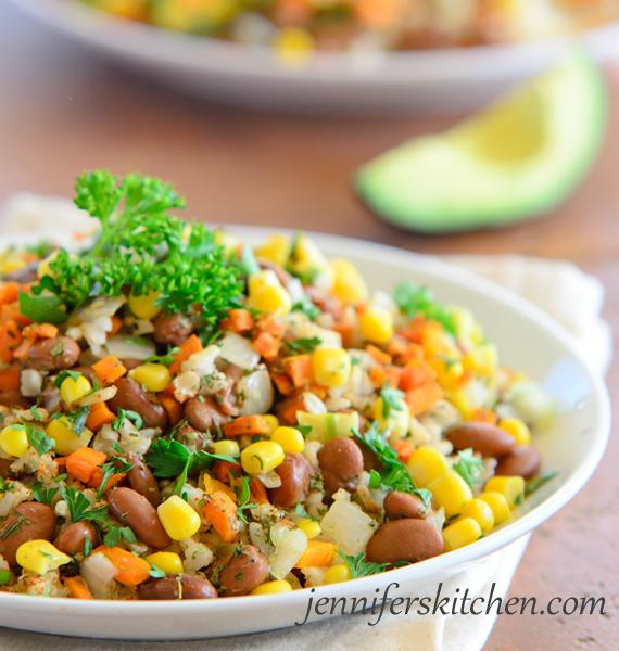 Tex-Mex-Beans-Rice