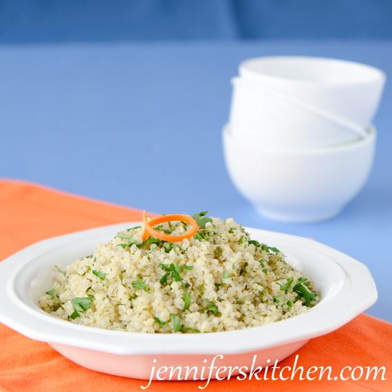 Simple Quinoa Recipe