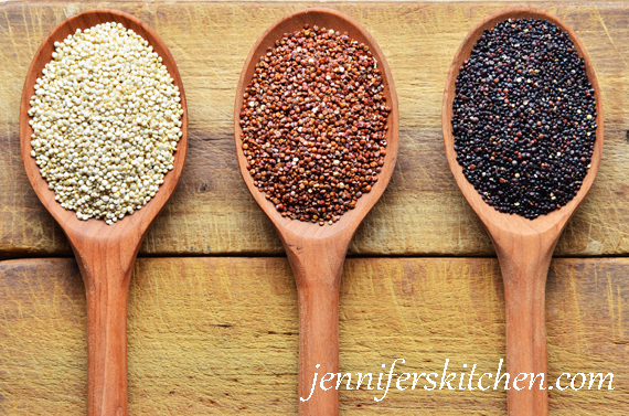 All about the Different Quinoa Colors