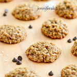 Gluten-Free and Vegan Coconut Oatmeal Cookies