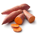 sweet potatoes for baking