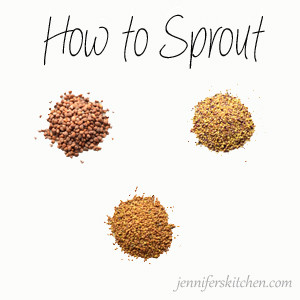How to sprout