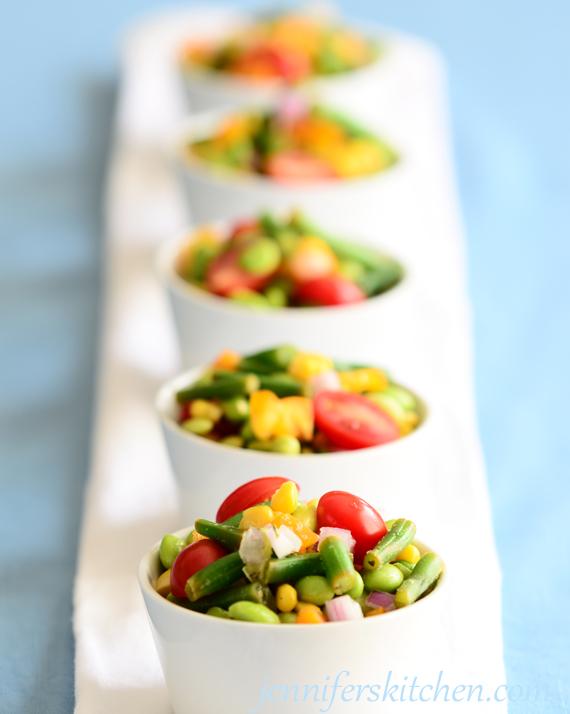 Summertime Farmer's Market Salad