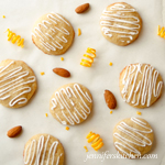 Gluten-Free Almond-Orange-Cookies