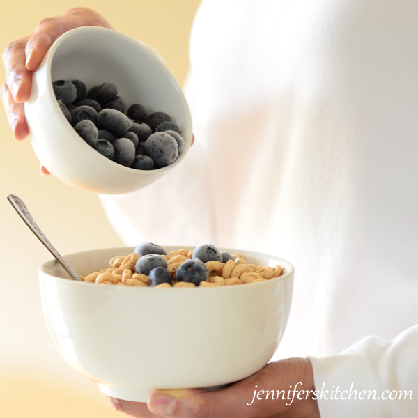 Berries-on-Cereal