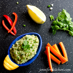 Vegan Broccoli-Avocado-Hummus Recipe