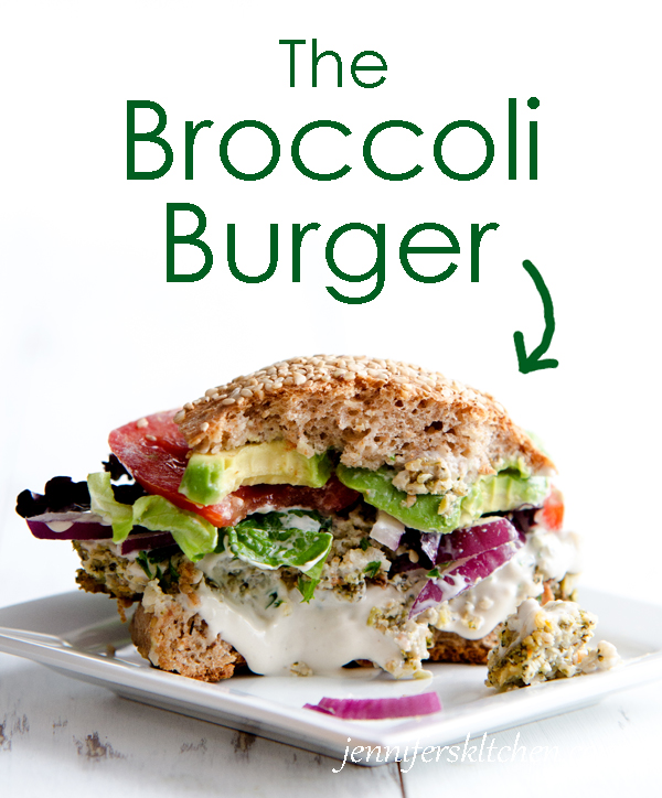 Broccoli-Burgers Recipe