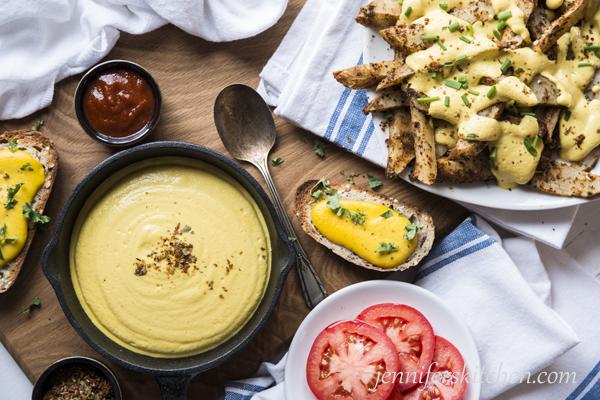 Vegan Gluten-Free Cheese