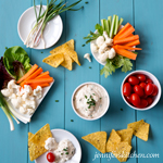 Cashew Chive Dip