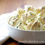 Cauliflower with Lemon Tahini Sauce