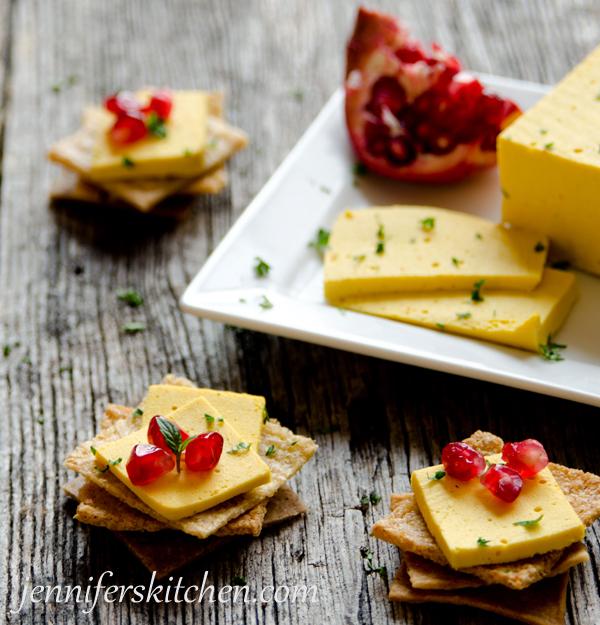 Vegan Sliceable Cheese