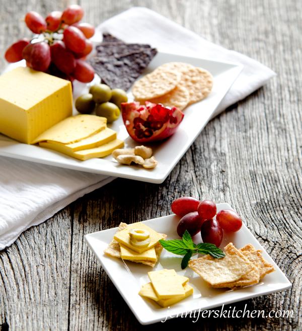 Vegan Sliceable Cheese Recipe