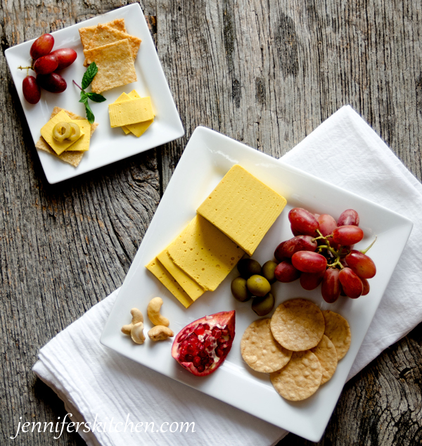 Vegan Sliceable Cheese