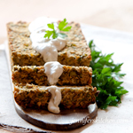 Chickpea Loaf – Vegan and Gluten-Free