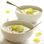 Cream of Artichoke and Potato Soup