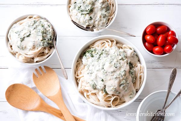 Creamy-Cannellini-Pasta