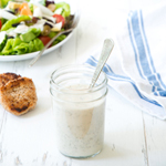 Vegan Dill Salad Dressing