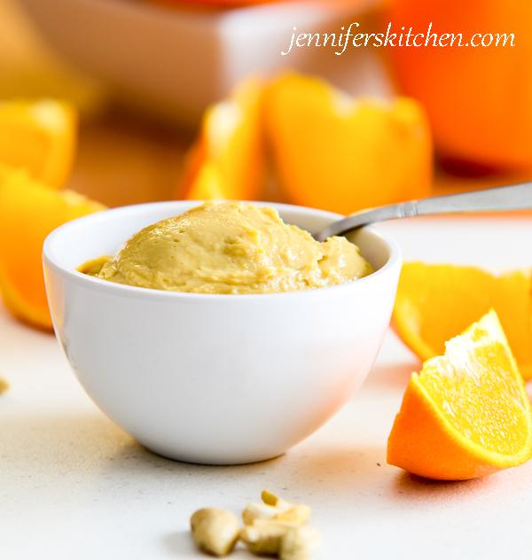 Creamy-Orange-Cashew-Butter
