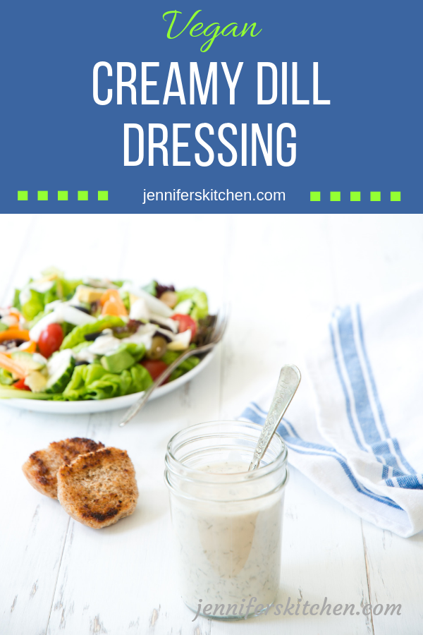 Vegan Salad Dressing