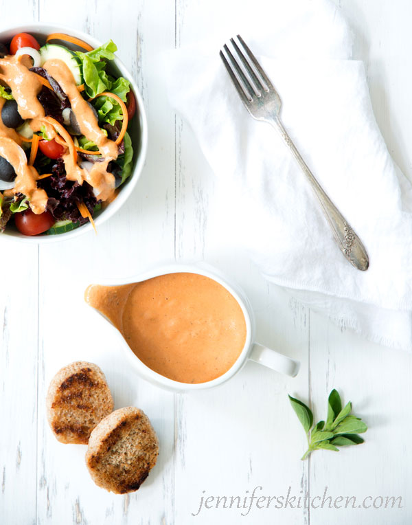 Healthy (American) French Dressing