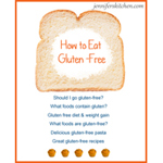 How to Eat Gluten-Free