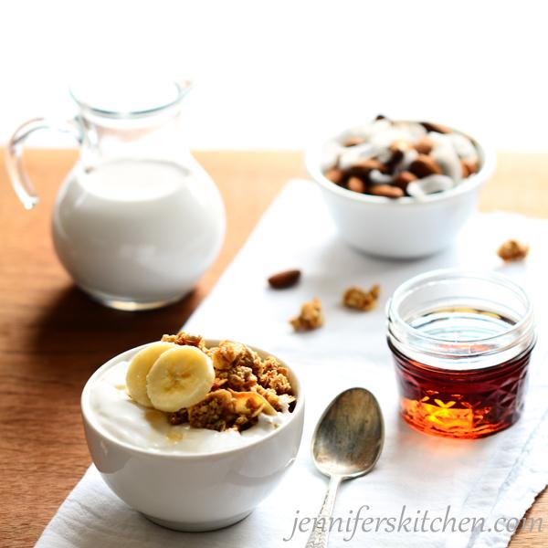 Granola-Maple-Nut-Granola