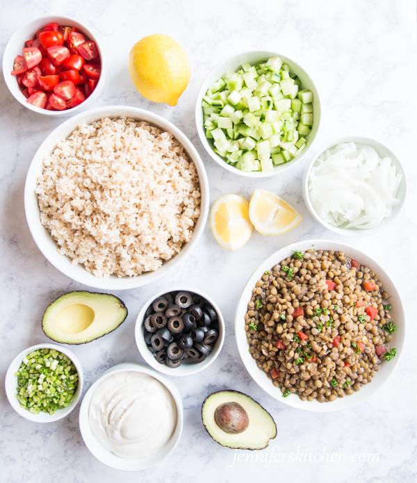 Vegan, Gluten-Free Main Dish Recipe