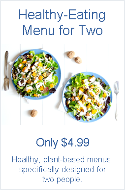 Menus - Healthy Eating Meal Plans | JennifersKitchen