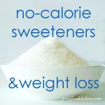 No-Calorie-Sweeteners