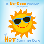 Made in the Shade … 10 No-Cook Recipes for Hot Summer Days