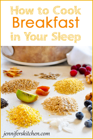 How to Cook Breakfast While You're Sleeping