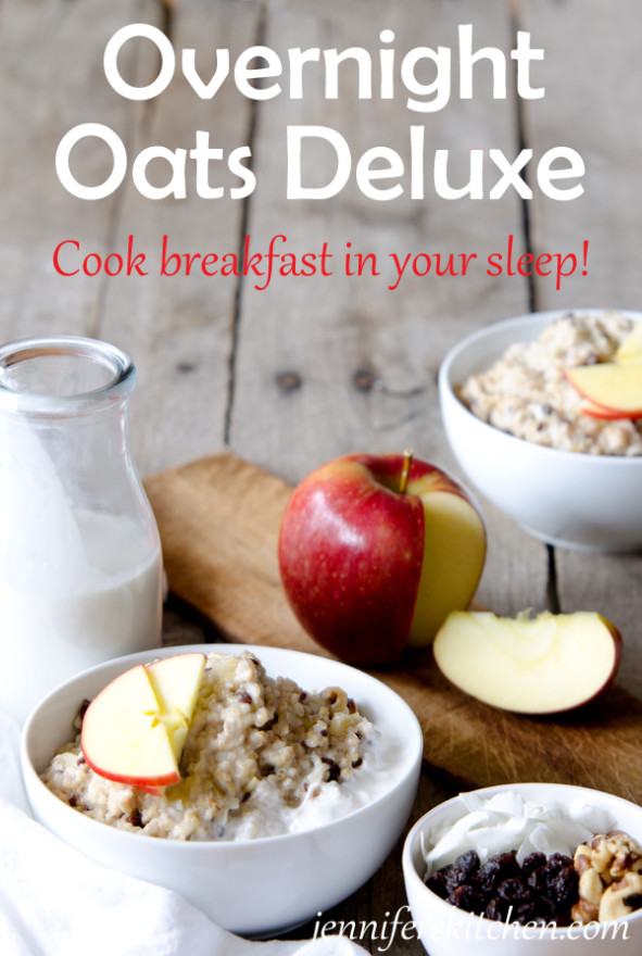 Crockpot Oatmeal Recipe