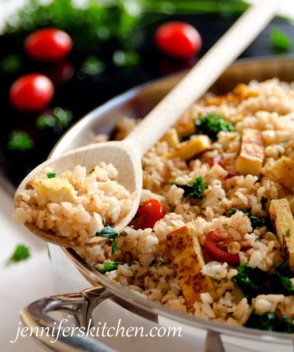 Freezing Brown Rice Baby Food