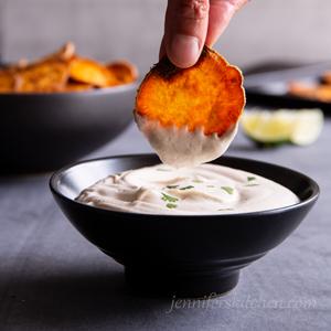 Oil-Free Roasted Sweet Potatoes