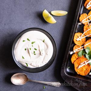 Creamy Kime Dip vegan