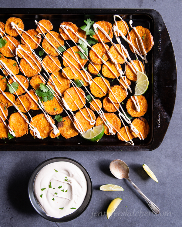 Roasted Sweet Potatoes - Oil free GlutenFree Vegan