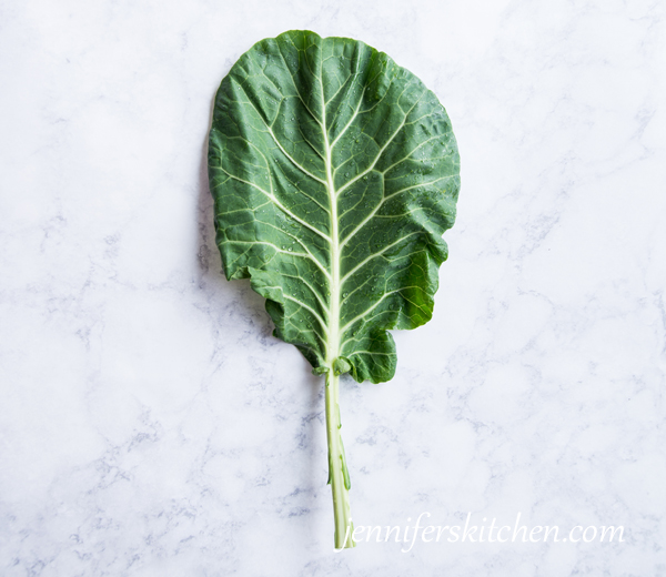 Vegan, Gluten-Free Collard Rolls